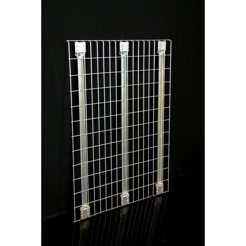 Platelage métallique pour racks